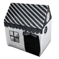 Materiál domeček pro děti, stan 120x90x65cm