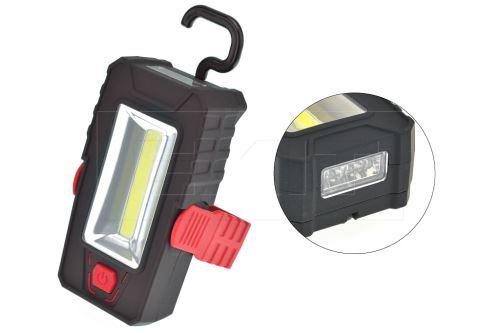 Pracovní svítilna FX COB+LED (12cm)