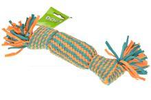 Látková hračka pro psy, uzel DOGS (30cm) - 8719202834185