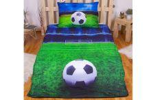 3D povlečení 140x200 + 70x90 - Fotbalový sen - 8592753021316