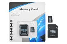 16GB Micro SD / SDHC paměťová karta + SD adaptér - 8657988018316