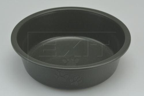Protiskluzová plastová miska AMSTERDAM (14.5x4.5cm)