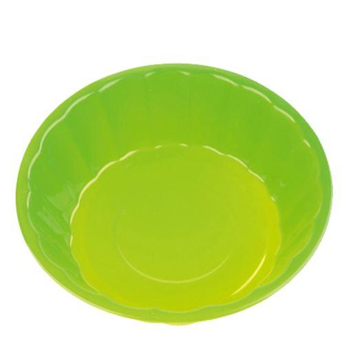Euro Lady EL-SCM2: Kulatá silikonová forma Zelená