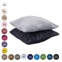 Aesthetic Povlak na polštář - Mikroplyš  mix barev 50x50 cm Barva: 300 - bílá