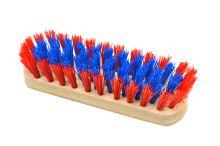 Dřevěný rýžák - Červeno modrý (18x5x5cm) - 8585025501975