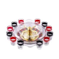 Play 4 Drink, AS-0096, Ruleta Drinking Game