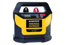 PROTECO - 51.08-AN-1224-EL - nabíječka autobaterií 12/24V elektronická
