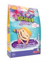 Sliz Glibbi Glitter Slime fialový třpytivý (4052351027119)
