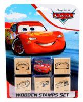 Razítka 5+1 CARS - Auta (5949043758385)