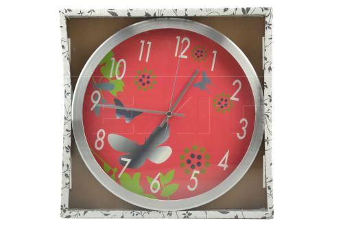 Nástěnné hodiny TIMEGOLD (28cm)