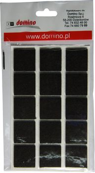 Filcová podložka U Filc 25x25 -15ks