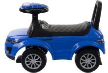 Modré auto pro batole 613w + Modrá svítí