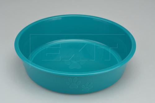Protiskluzová plastová miska AMSTERDAM (17.5x5cm)