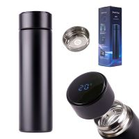 Termohrnek smart LED 500ml černý
