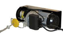 PROTECO - 51.09-NLE-500 - naviják lanový elektrický 999/500 kg