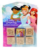 Razítka 5+1 Disney Princezny (5949043758408)