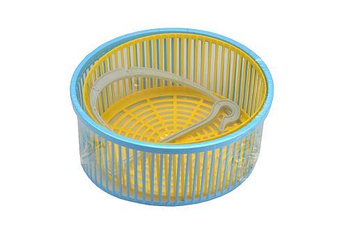 Plastový teleskopický košíček na kolíčky HEIDRUN - 19x8cm - 8010059080023