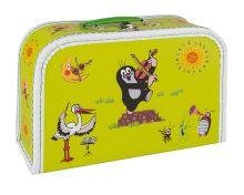 kufr Krtek a housličky, střední (8595049425331)