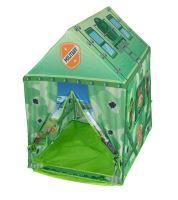 Zelený stan vejenský pro děti