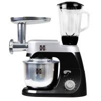 Herzberg HG-5029: Kuchyňský robot 3 v 1 800 W  černý