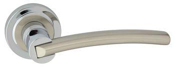 Dveřní dělené rozetové kování LAVINIA -R