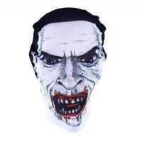 Maska textilní Halloween 5 druhů (8590687725416)
