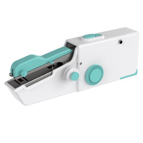 Cenocco CC-9073: Cenocco CC-9073: Ruční šicí stroj s jednoduchým stehem Turquoise
