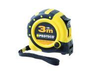 PROTECO - 10.05-SC03 - metr svinovací  3 m/16 mm  CE-MID