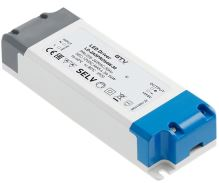 GTV LED trafo LD-ZASPRO54W-30 LED trafo AC220-240/DC12V, 54W ,  IP20
