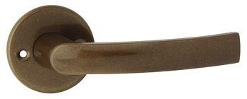 Dveřní dělené rozetové kování PRO-R