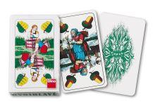 karty mariášové, dvouhlavé (8590878605213)