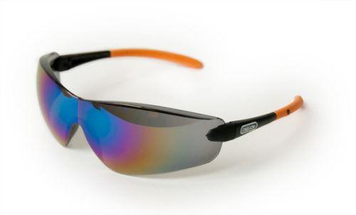 Oregon Ochranné brýle - tmavé (černé) zrcadlové (Q525252)