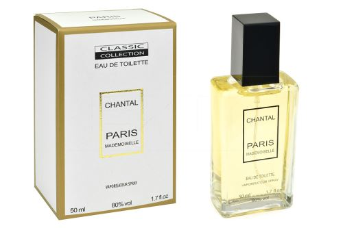 Toaletní voda Chantal Paris