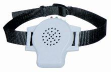 Ultrazvukový  výcvikový obojek proti štěkání se záznamem Vašeho hlasu DOG-B02