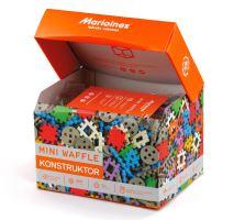 Stavební konstrukce Marioinex vyrábí mini waffle konstruktor 500