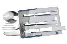 Sada nerezových příborů EH (22cm) - Vidlička, nůž, lžíce - 8718158318107