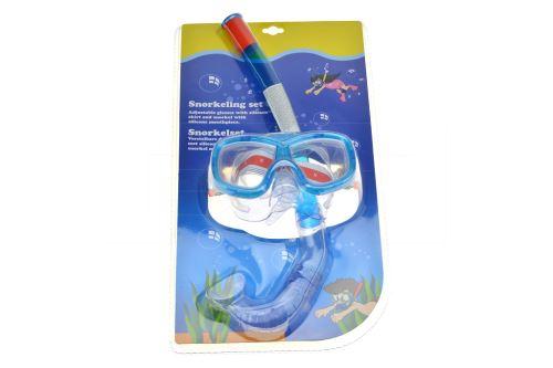 Dětský potápěčský set - Modrý - 8718158252616