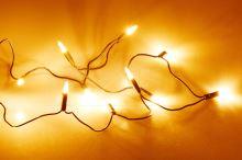 Okruhová LED světýlka do interiéru (1.1m) 10 diod - Extra teplá bílá - 8719202725919