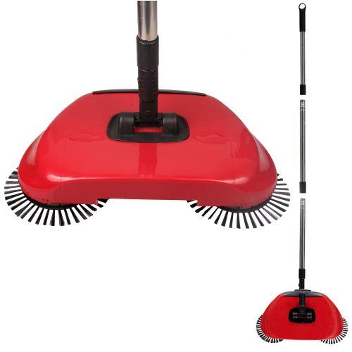 Cenocco CC-9071: Hard Brush Vakuový mop
