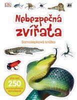 knížka samolepková Nebezpečná zvířata (9788075180391)