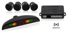 Compass Parkovací asistent 4 senzory, LED display, bezdrátový 33603