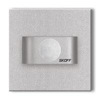SKOFF Pohybové čidlo MD-TAN-G-0 Senzor PIR Tango hliník(G) 230V  IP20