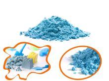 Kinetický písek 1 kg v modrém sáčku