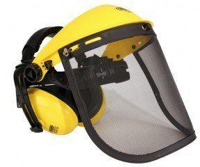 Oregon Ochranný štít se sluchátky (ocelová síťka) (Q515061)