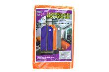 Ochranný obal na šaty či oblek 60 x 90 cm oranžový
