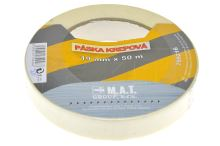 Krepová páska M.A.T. 19mm / 50m - 8590419799463