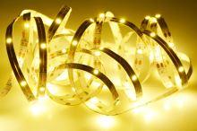 Samolepící LED pásek na baterie (300cm) 90 diod - Teplá bílá - 8719987170034