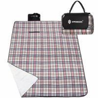 Plážová podložka, kempingová deka na piknik 150x180
