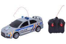 Auto RC na dálkové ovládání policie ČR 23 cm (8590331903023)
