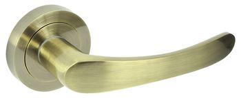 Dveřní dělené rozetové kování NOVA-R